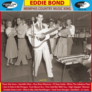 Bond ,Eddie - Memphis Country Music King