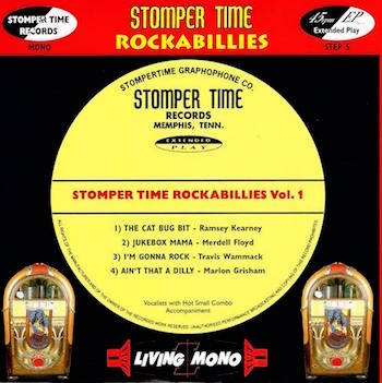 V.A. - Stompertime Rockabillies : Vol 1