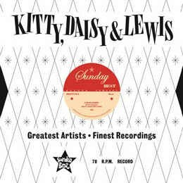 Kitty ,Daisy & Lewis - I'm so Sorry / I'm Going Back 78 rpm