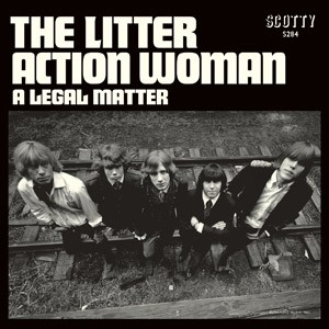Litter ,The - Action Woman + 1 ( rsd 2014 )