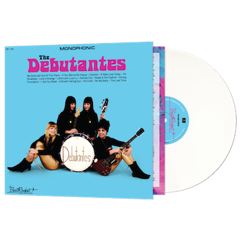 Debutantes ,The - The Debutantes ( Ltd Color lp )