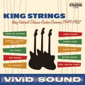 V.A. - King Strings ( limited 180gr Lp )