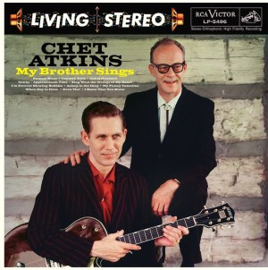 Atkins ,Chet - My Brother Sings ( rsd 2015 )
