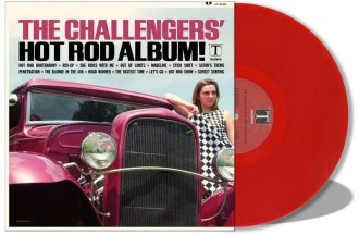 Challengers ,The - Hot Rod Album ( rsd 2016 ,red color )