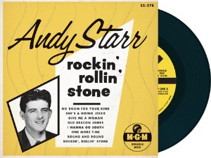Starr ,Andy - Rockin' Rollin' Stone Ep ( limited )