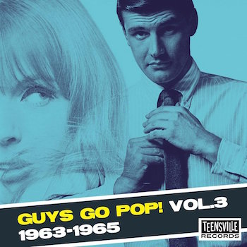 V.A. - Guys Go Pop ! Vol 3 : 1963-1965