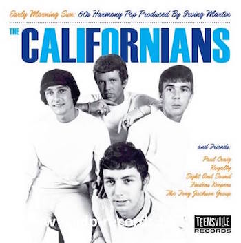 Californians ,The - Early Morning Sun : 60's Harmony ....