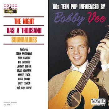 V.A. - The Night Has A Thousend Soundlikes :60's Teen Pop..