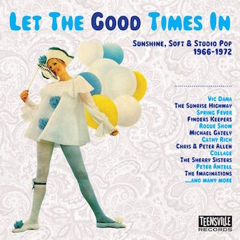 V.A. - Let The Good Times In : Sunshine ,Soft & Studio Pop ...