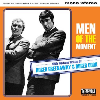 V.A. - Men Of The Moment : 1960's Pop Gems Written By ....