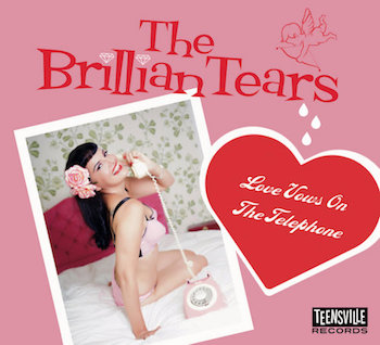 Brillian Tears ,The - Love Vows On The Telephone