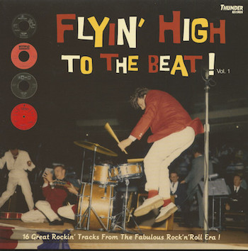 V.A. - Flyn' High To The Beat ! Vol 1
