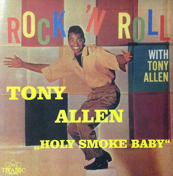 Allen ,Tony - Holy Smoke Baby