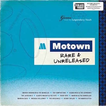 V.A. - Motown Rare Unreleased ( Ltd Lp Color Black Friday ) - Click Image to Close