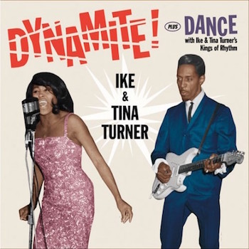 Ike & Tina Turner - Dynamite ! (Ltd Lp )