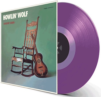 Howlin Wolf - Rockin' Chair ( Ltd color )