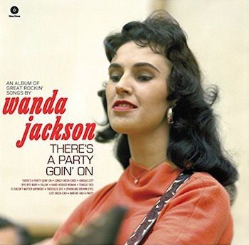 Jackson ,Wande - There's A Party Goin' On ( Ltd 180gr)