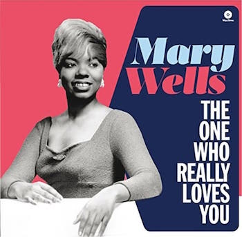 Wells ,Mary - The One Who Really Loves You (ltd 180gr Vinyl)