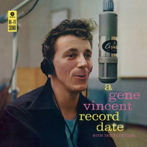 Vincent ,Gene - Record Date With Gene