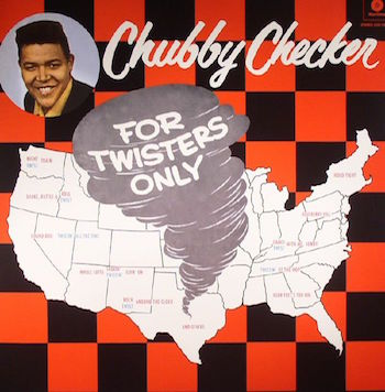 Checker ,Chubby - For Twisters Only ( ltd 180gr lp)