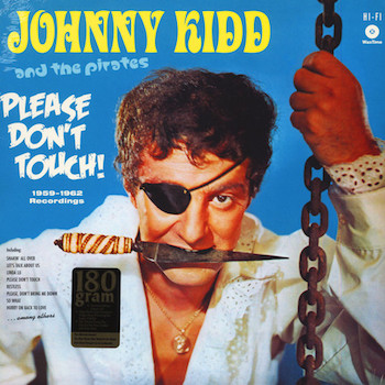 Johnny Kid And The Pirates - Please Don't Touch 1959-62 (lp)