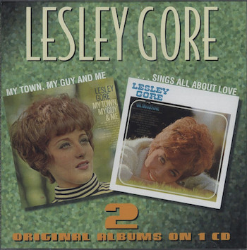 Gore ,Lesley - 2on1 My Town ,My Guy And Me / Sings All ..