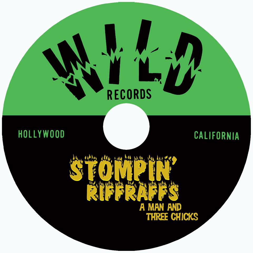 Stompin' Riffraffs - A Man And Three Chicks